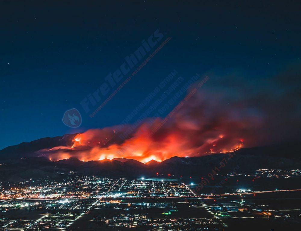 Статистика пожаров: когда происходит большинство пожаров?
